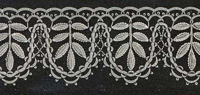 Let's Make Crochet Edgings