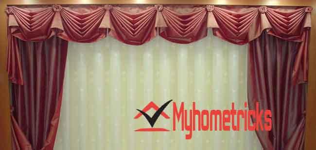 Make Curtains at home