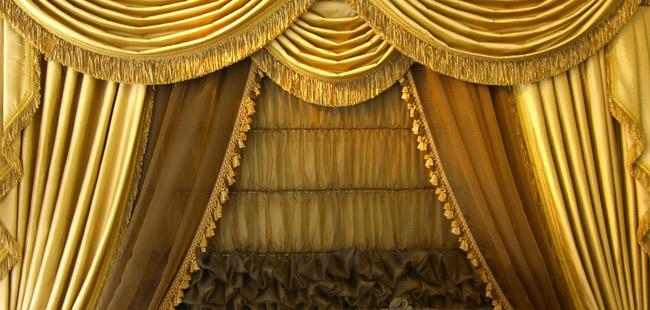 curtainswag