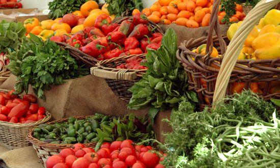 Choosing Vegetables