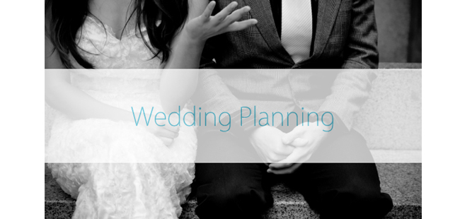 How To Plan a Wedding And Family  Events