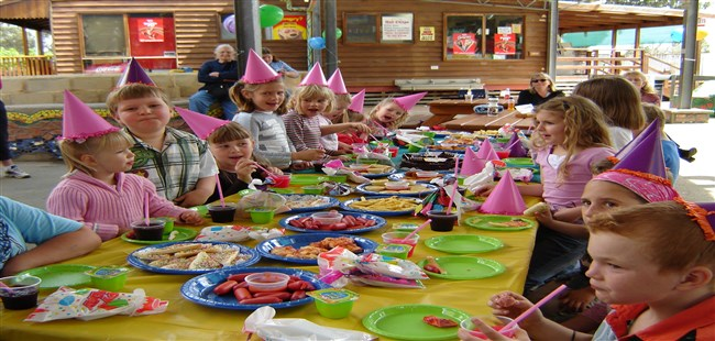 childrens party time