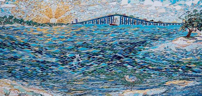 Making Mosaic Panels