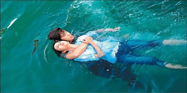 rescue a drowning person