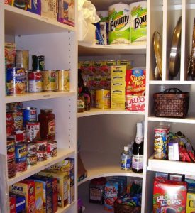 How To Organize Kitchen Pantry